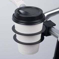Bookman Bike Cup Holder - 2 Colours | Cyclechic | Cyclechic