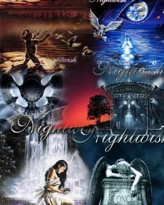 #pixelart #ccad #rachelkalaycio Various Nightwish album art