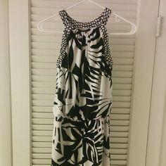 White House/Black Market dress. Beautiful black and white dress. Black House / White Market  Dresses