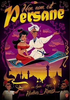 mon nom est persane