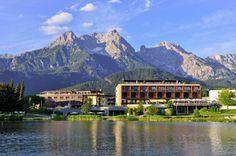 Austria: Ritzenhof Hotel & Spa am See in Salzburg Spa Hotel, Free Hotel, Wellness Hotel Salzburg, Post Hotel, Lakeside Hotel, Beautiful Hotels, Alps, Hotels And Resorts, Scenery
