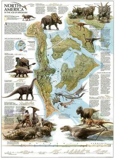 Murica dinosaurs