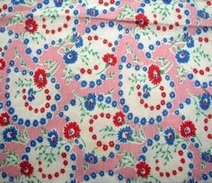 Floursack fabric