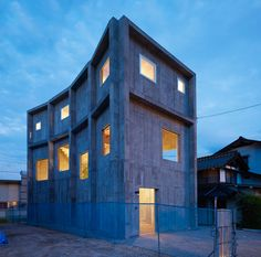 House in Yagi by Suppose Design Office — The Tree mag