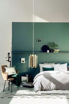 Schlafzimmer, Farben, Stuhl Design, Haus Design, Grünes Schlafzimmerdesign,  Schlafzimmerdesign, Grünes Schlafzimmerdekor, Schlafzimmer Innengestaltung,  ...