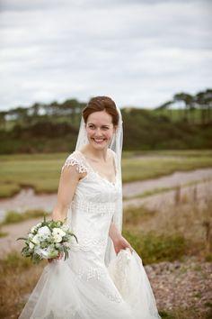 Nicola & Robert's wedding at The Deer Park in Devon