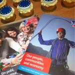 Our new publication on the third sector's role in European programmes, which you'll find at www.wcva.org.uk from 9 May 2014.