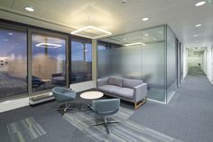 UK Green Investment Bank - Informal Meeting Space & Private Meeting Rooms