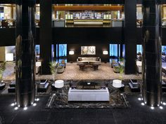 Big Tile at Luxury Architecture Hotel Ideas