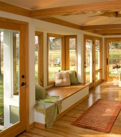 Home Design, Decorating & Remodeling Ideas — hall by White Space Architecture. Small Sunroom, Pergola, 2 Bedroom House Plans, Space Architecture, My Dream Home, Home And Living, New Homes, House Design, Remodeling Ideas