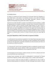 My publications - comunicado sobre la investigaciòn de EAAF sobre normalistas ayotzinapa - Página 1