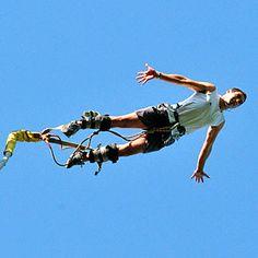 Saut Élastique Nice PACA Alpes-Maritimes 06 - Sport Découverte - www.sport-decouverte.com