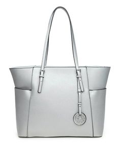 Silver Cody Tote by Amore #zulily #zulilyfinds