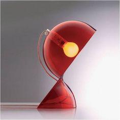Artemide lámpara de sobremesa Dalu. Los mejores precios en primeras marcas de iluminación y mobiliario.    Visítanos !     http://ambientsiluminacion.com/lamparas-sobremesa/40-dalu.html?search_query=artemide&results=48