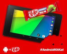 Google Nexus 5 y Android 4.4 KitKat llegarían el 15 de Octubre