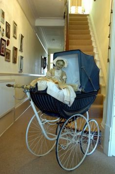 Edwardian French Pram