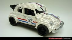 Lego Herbie | Flickr - Photo Sharing!