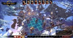 The Way of Wrath is a story-driven, turn-based, tactical RPG set in a shamanistic world. You are trapped in the ruins of an old fort preparing for a massive siege. Space Sounds, Unity 3d, Old Fort, Game Dev, Character Creation, Indie Games, Archetypes, No Way, Screen Shot