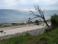 Strand auf Fehmarn von Rosemarie Lübbert