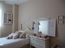 Una casa de estilo romántico | Decorar tu casa es facilisimo.com