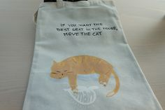 Personalised Bags Painting Workshop, Reusable Tote Bags, Good Things, Cats, Atelier, Gatos, Cat, Kitty, Kitty Cats