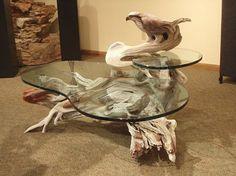 Osprey table ~ Paul Baliker