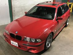 2003 Imola Red M-Sport E39 Wagon - It Exists - Page 3