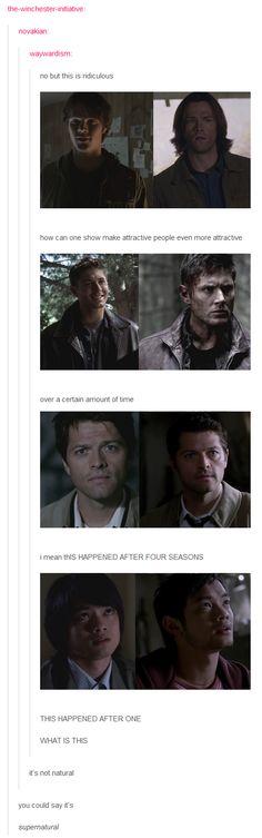 Supernatural Fandoms