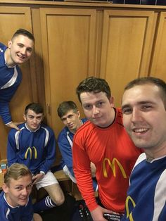 We're so proud of these guys and what they've achieved so far. Just under an hour til their first heat match kicks off. Wish them luck!  #McDonaldsCupFinals #KaizenAthletic