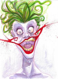 The Joker - Florian Becquet