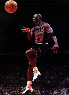 Greatness--Michael Jordan