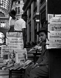 Italy. Napoli, 1960 ca. 1960 // Herbert List,