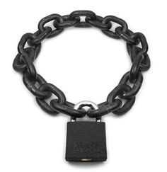 """Halskette """"Massive"""" aus Stahl - für die Sub - Umfang ca. 40cm - Durchmesser ca. 12,6cm - Halsband, Sklave, BDSM, bondage"""