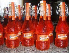 Ti is szerettétek annak idején a Bambi üdítőt? Retro, Communism, Illustrations And Posters, Bambi, Hot Sauce Bottles, Nostalgia, Geek Things, Budapest Hungary, Wine