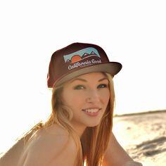 California Good Snapback in magenta  #hat #fashionblog #fashionblogger #snapback #style #california #californiagood