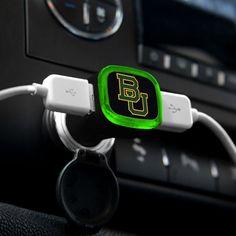 Baylor Bears USB Car Charger