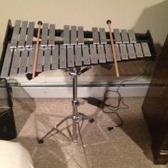Kaman CB Percussion Xylophone 30 Bell