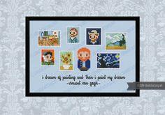 Vincent Van Gogh Mini Artists Galleries PDF door cloudsfactory