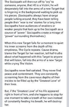 3/4 Struck by a sociopath. A recovery from narcissistic sociopath relationship abuse.