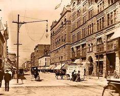 16th Street Denver, CO 1900