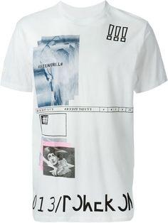Beentrill Beentrill X Shaun Samson 'Be Proto' T-shirt - Tom Greyhound - Farfetch.com