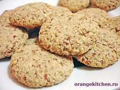 Вегетарианский рецепт миндального печенья