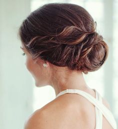 A Chic Outdoor Austin Wedding from The Nichols Photography. To see more: http://www.modwedding.com/2014/09/17/chic-outdoor-austin-wedding-nichols-photography/ #wedding #weddings #wedding_hairstyle