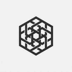 FE17-860 A new geometric design every day #dailyminimal #minimal #art #geometry