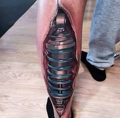 93 Inspirational Leg Tattoos In the 85 Best Leg Tattoos for Men, 45 the Most Epic Leg Tattoos, 25 Brilliant Leg Tattoos You Ll Want Right Away Blazepress, 30 Y Leg Tattoo Designs for Women. Tattoos Bein, Biker Tattoos, 3d Tattoos, Body Art Tattoos, Tattoos For Guys, Sleeve Tattoos, Cool Tattoos, Tatoos, Best Tattoo Ink