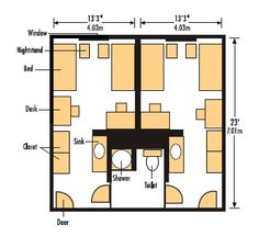 Related Image · Dorm Room LayoutsDorm LayoutFloor Plans Part 72
