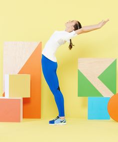 30 Day Flexibility Stretching Fitness Challenge | This 30-day stretching challenge will leave you feeling bendier and more flexible than ever. #refinery29 http://www.refinery29.com/2016/02/103332/30-day-flexibility-fitness-challenge