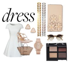 """""""Anything goes with White even Beige"""" by camrynbryant on Polyvore"""
