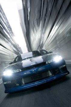 Nissan Silvia S14...