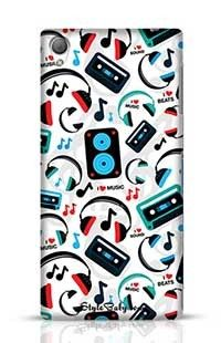 Music Lovers Sony Xperia Z3 Phone Case